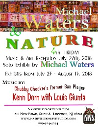 Michael Waters  and Nature